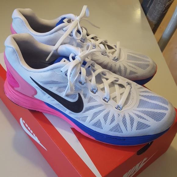 de3a1ca9e8c79 shop mens nike lunarglide 6 running shoes light magnet grey black volt  654433 005 4ff31 1f6fa  australia nike lunarglide 6. size 9. bf486 3a121